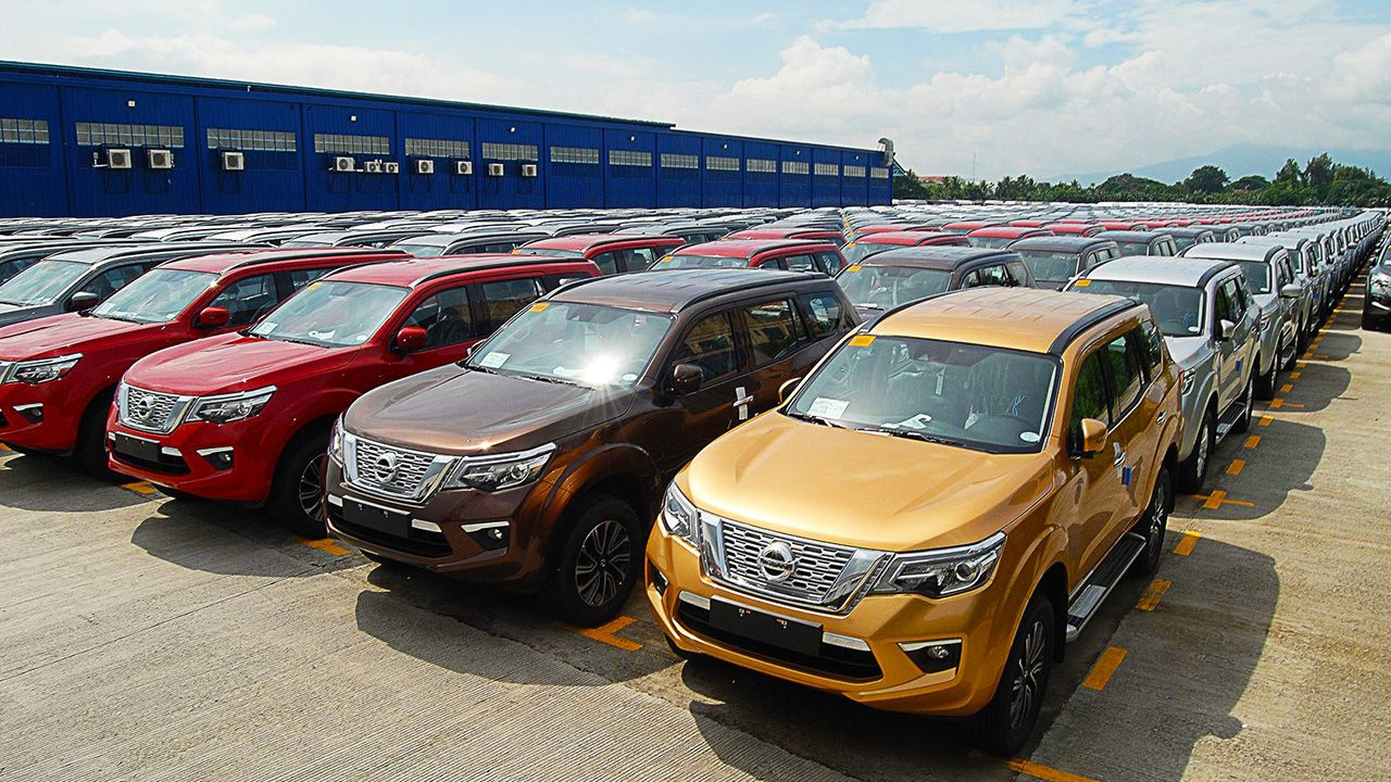 Ignition Ph News The First Batch Of Nissan Terras Is Here