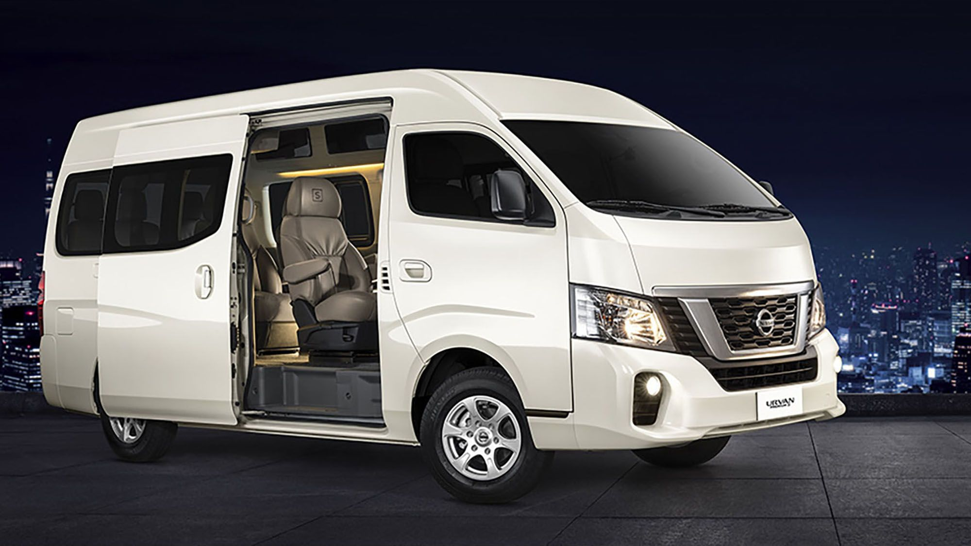 Ignition Ph Features Nissan Urvan Premium S Tricked Out Luxury