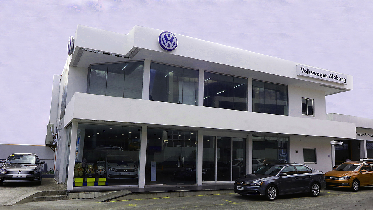 Volkswagen Alabang Moves to New Location