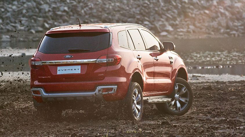 2019 ford everest pr3