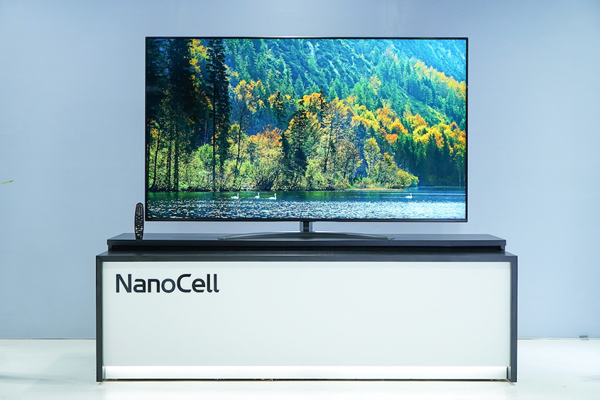 2020 LG Launch 8 LG NanoCell Real 8K