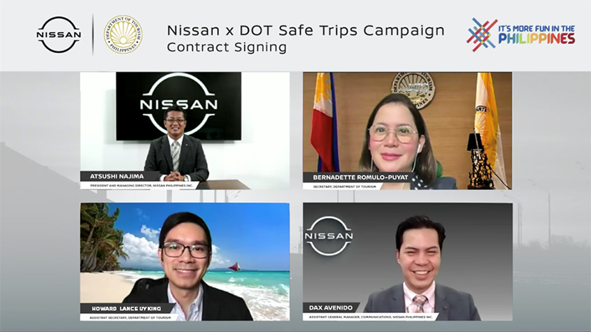 2020 Nissan DOT SafeTripsPressCon 01